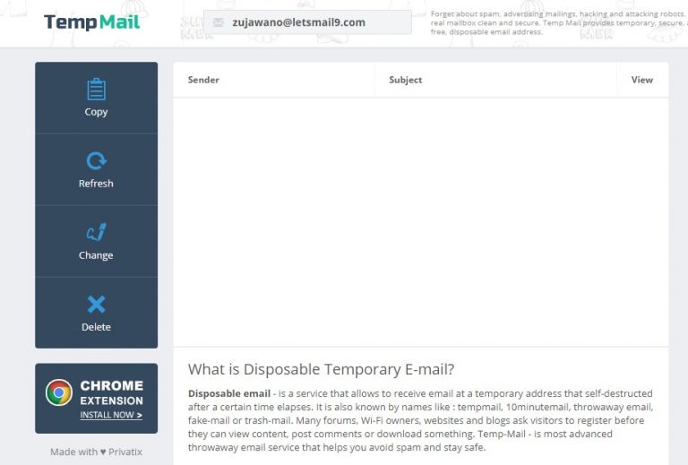 Top 18 Best Websites to Create Fake Email Address in Seconds